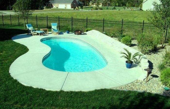 Astonishing Small Inground Pool