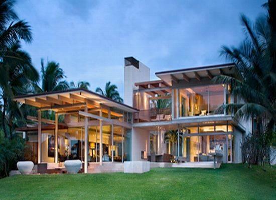 Astounding House Tropical Climate Region