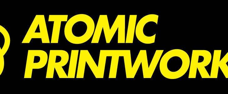 Atomic Printworks British Design Brand Producing Educational