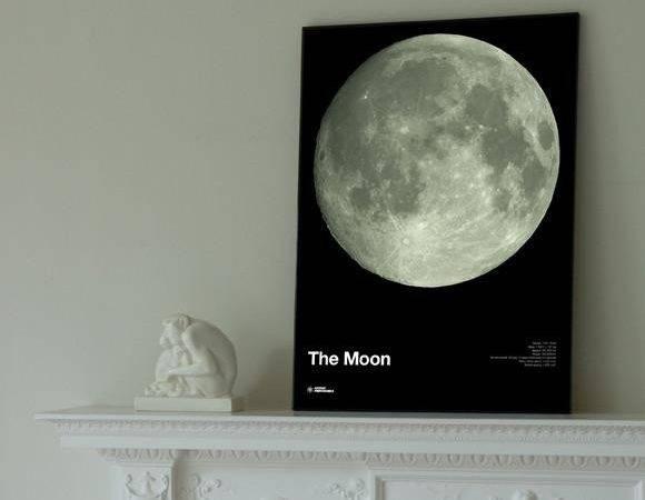 Atomic Printworks Moon Grande