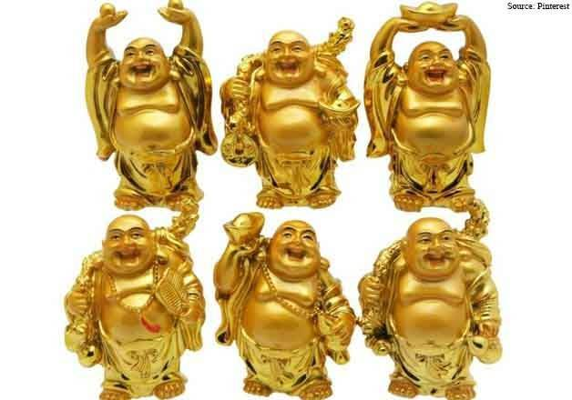 Attract Luck Place Laughing Buddha South East Sector