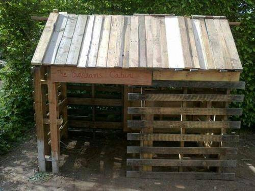 Attractive Pallet Dog House Plans Pallets Designs