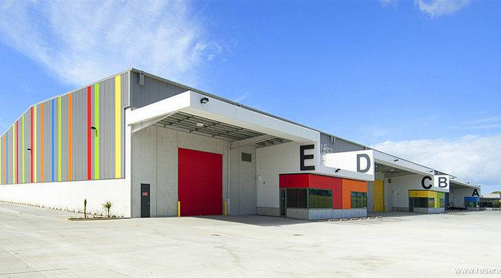Auckland Airport Won Commercial Exterior Award Resene Total