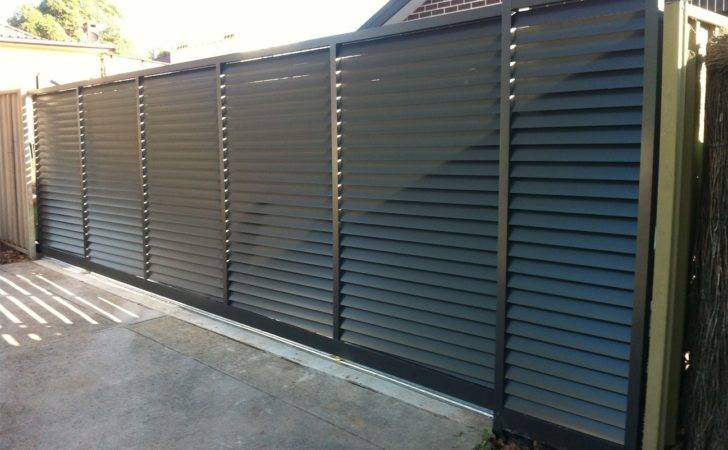 Aussone Fencing Slat Privacy Screen Photos Timber