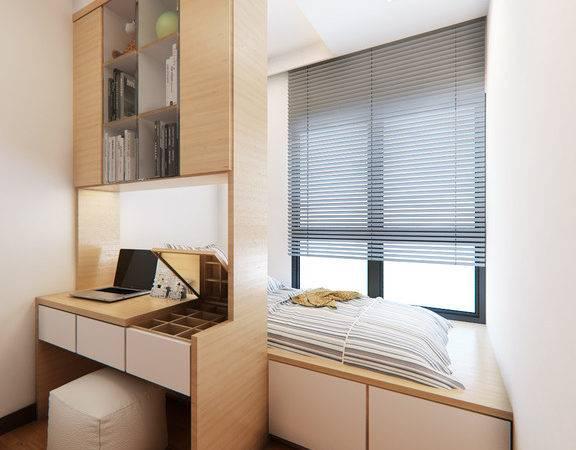 Austville Singapore Modern Bedroom Bjorn Interior