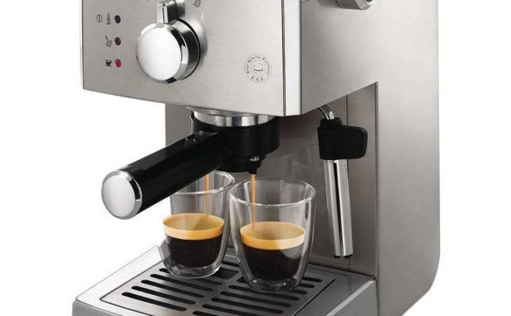 Authentic Italian Stainless Steel Espresso Machine Coffee Maker