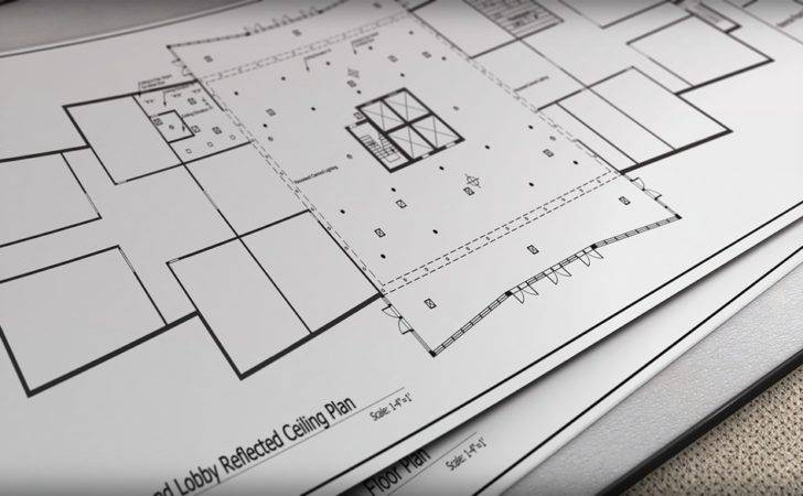 Autocad Tutorials Drawing Reflected Ceiling Plans