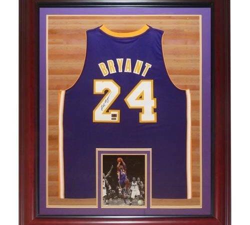 Autographed Kobe Bryant Jerseys Authentic Signed Nba Jersey