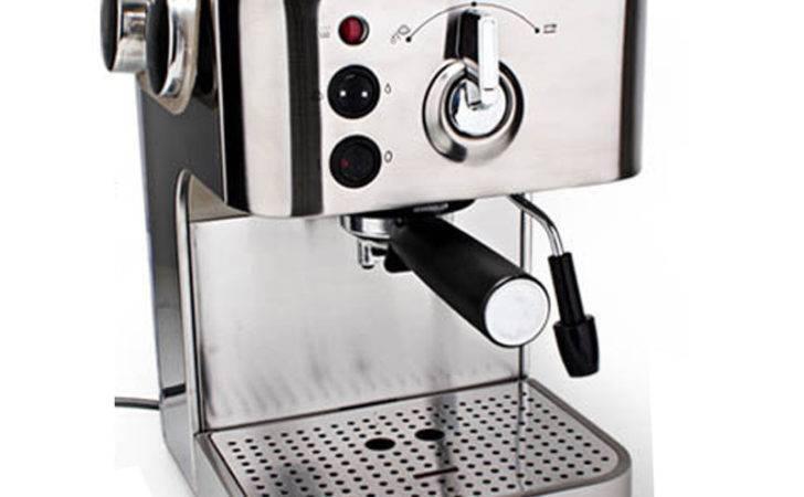 Automatic Italian Bar Cappuccino Espresso Coffee Maker Home