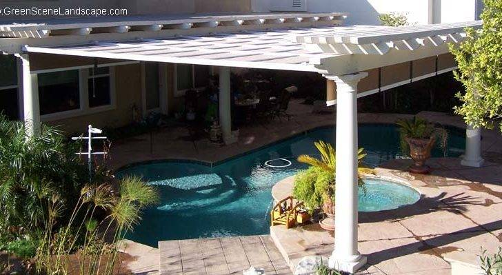 Award Winning Landscape Design Construction Shade Tree Canopies