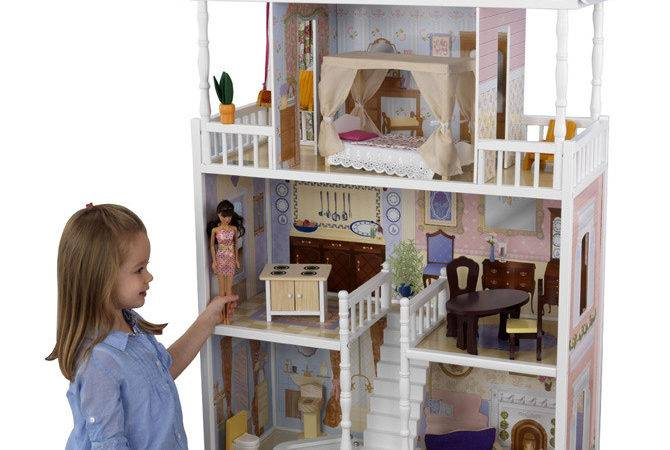 Awesome Barbie Doll House Models