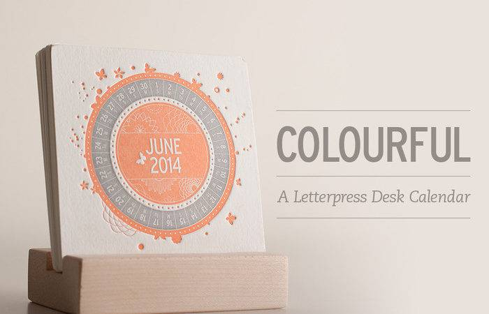 Awesome Collection Creative Calendars Inspiration