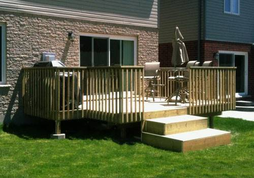 Awesome Deck Design Ideas Creativefan