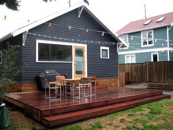 Awesome Deck Dream House Pinterest