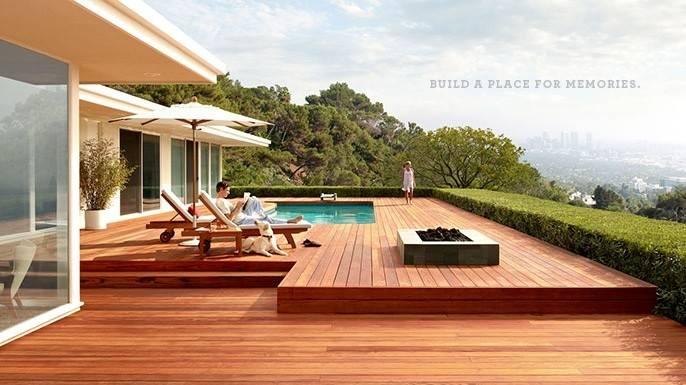 Awesome Deck Pool Beautiful Decks Pinterest