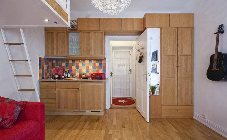 Awesome Design Inspiration Small Studio Apartment