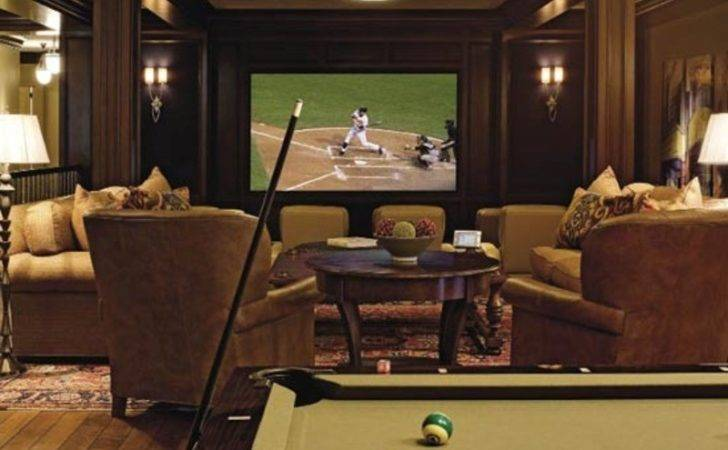 Awesome Home Entertainment Room Designs