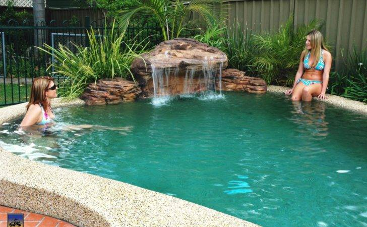 Awesome Ideas Your Backyard Pool