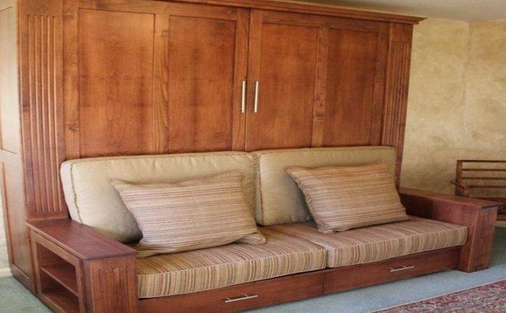 Awesome Murphy Sofa Bed Wooden Amusing Ideas