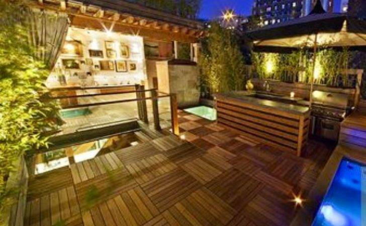 Awesome Rooftop Deck Nyc Design Pinterest