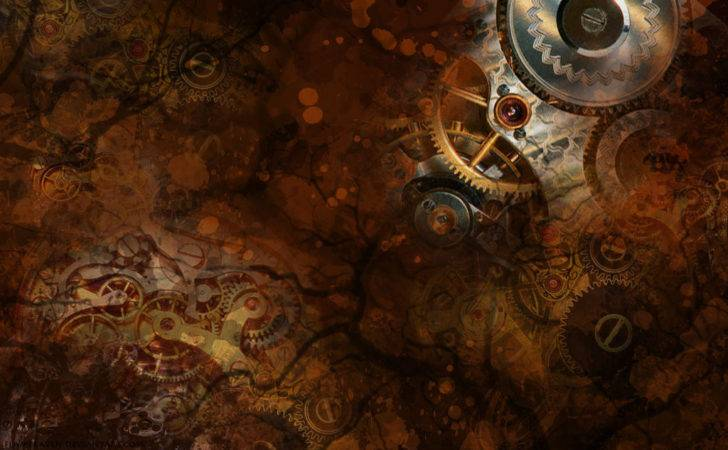 Awesome Steampunk Top Design Magazine Web