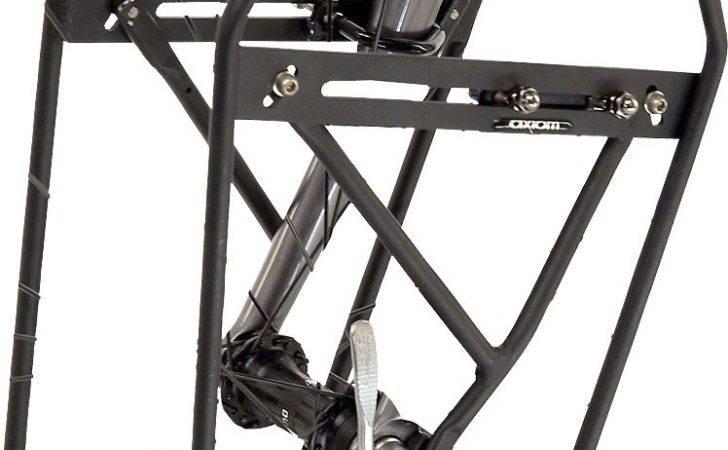 Axiom Journey Dlx Low Rider Front Rack Modern Bike