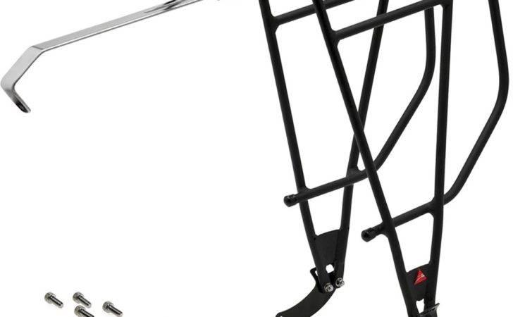 Axiom Streamliner Dlx Rear Rack Modern Bike