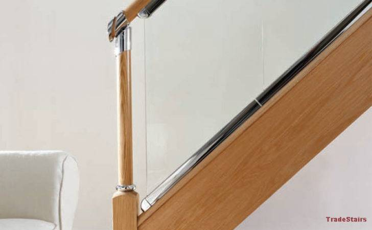 Axxys Clarity Glass Look Balustrade Ideas Staircase