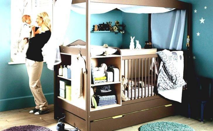 Baby Boy Nursery Bedding Ideas Black Crib Glass Window Wooden