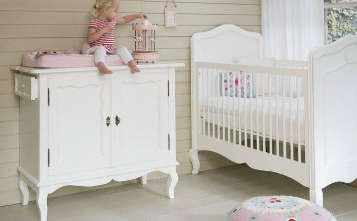 Baby Girl Room Nursery Chic Furniture Sets