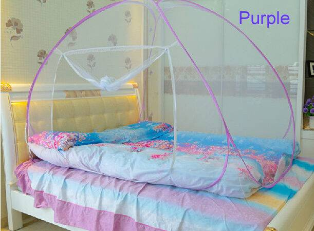 Baby Kids Infant Bed Ger Zipper Canopy Mosquito Tent Hut Ebay