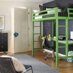 Back Adult Loft Beds Modern Home