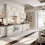 Back Classic Italian Kitchen