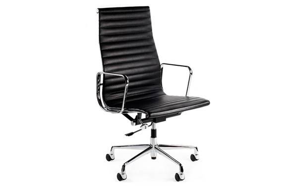 Back Executive Chair Designer Office Chairs Iconic Interiors