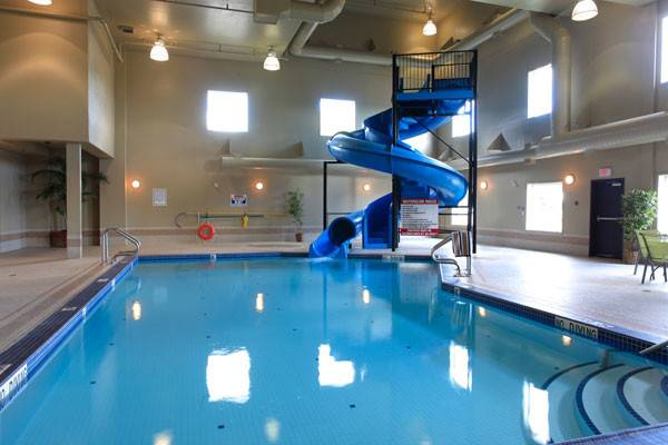 Back Private Indoor Swimming Pools