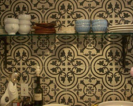Backsplash Cluny Cement Tile Granada Concrete