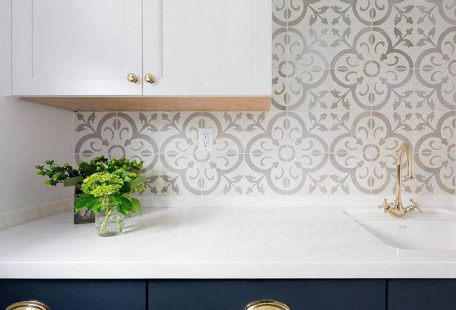 Backsplash Tile Cement Source