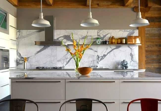 Backsplashes Unique Kitchen