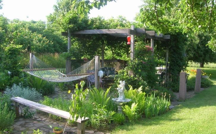 Backyard Escape Garden Social