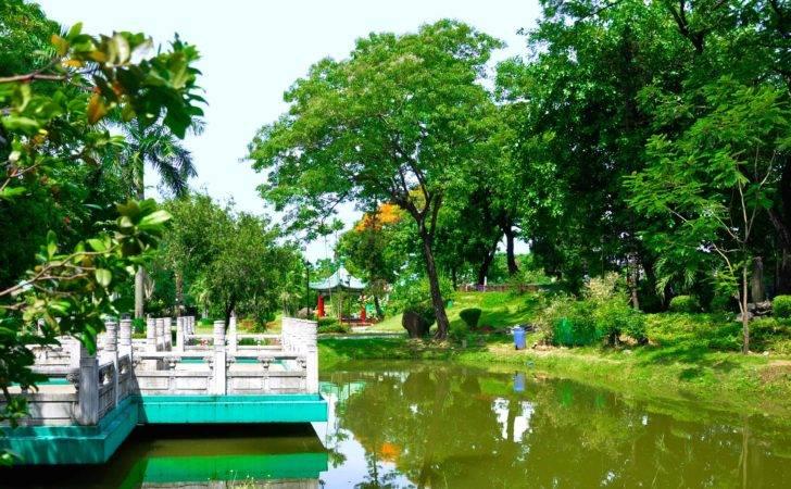 Backyard Fish Pond Philippines Chinese Garden Luneta