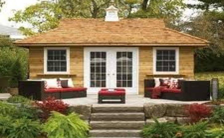 Backyard Guest House Ideas Mother Law Cottage Cottages