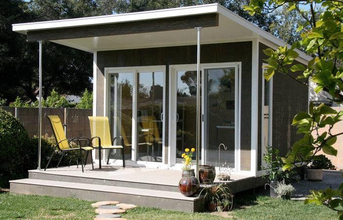 Backyard Guest House Plans Back Yard