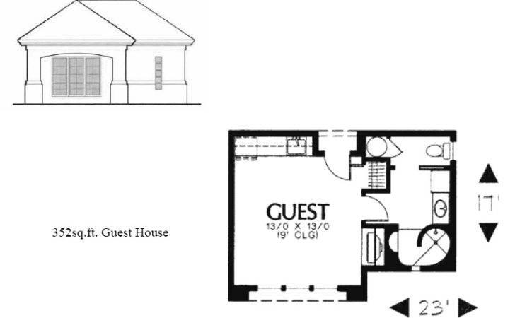 Backyard Guest House Plans Floor Your