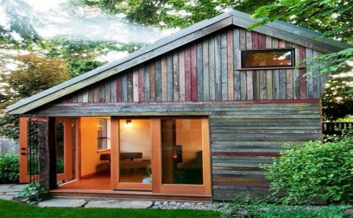 Backyard House Tiny Houses Guest Plans Coloredcarbon