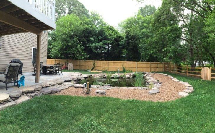 Backyard Idea Set Severn Premier Ponds