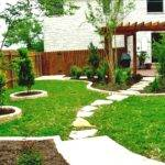 Backyard Ideas Grass Awesome Consider Lawn Design