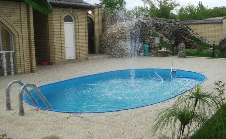 Backyard Ideas Simple Tips Inground Pool Designs