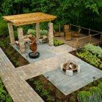 Backyard Landscape Design Ideas House Modern Garden