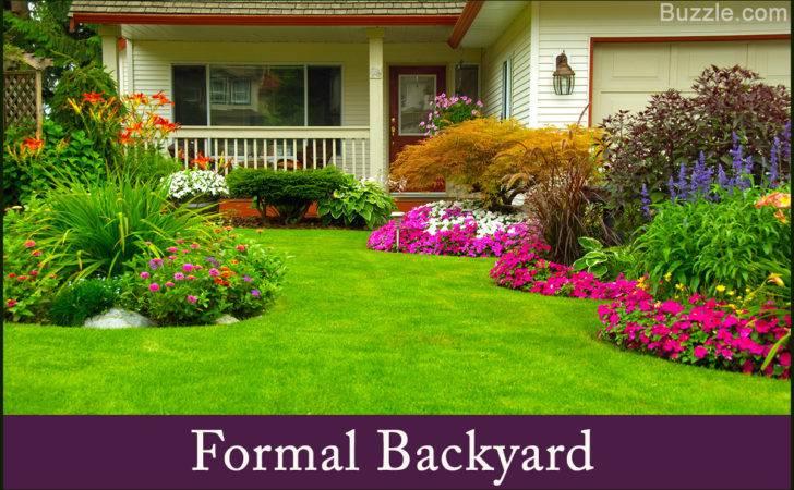 Backyard Landscape Design Stunning Landscaping