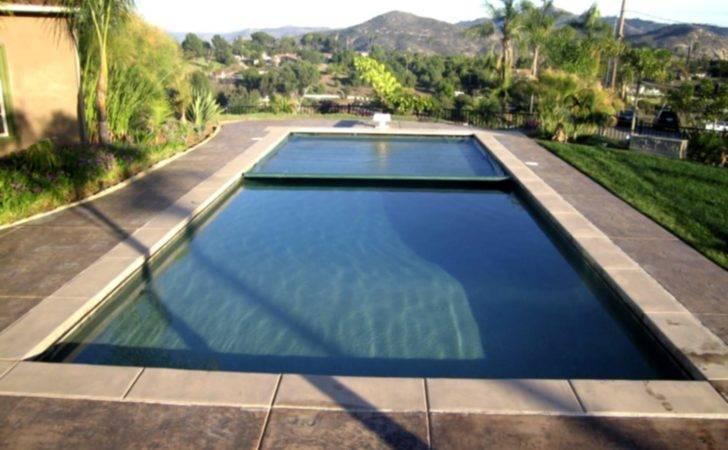Backyard Landscaping Design Ideas Rectangular Pool Homelk